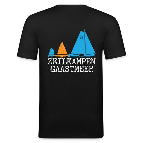 ZKG Wit - slim fit T-shirt