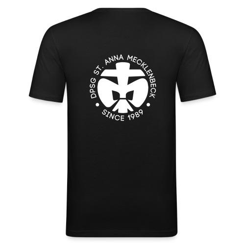 DPSG St Anna Mecklenbeck - Männer Slim Fit T-Shirt
