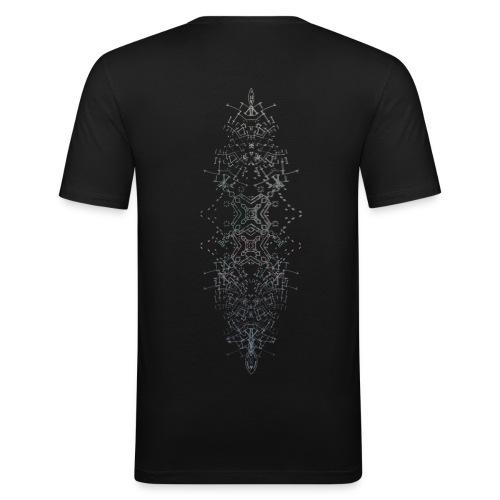 sharmanic - Men's Slim Fit T-Shirt