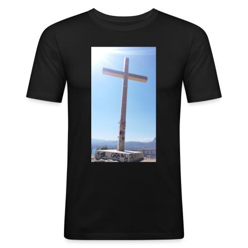 20160724 165343 - Slim Fit T-skjorte for menn