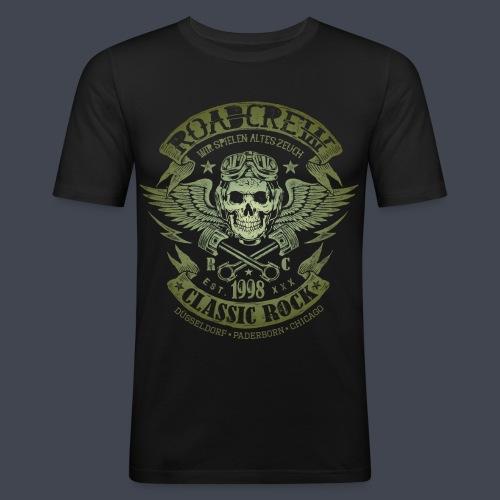altes-zeuch-army - Männer Slim Fit T-Shirt