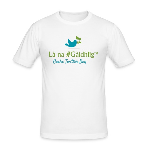 Là na #Gàidhlig - Men's Slim Fit T-Shirt