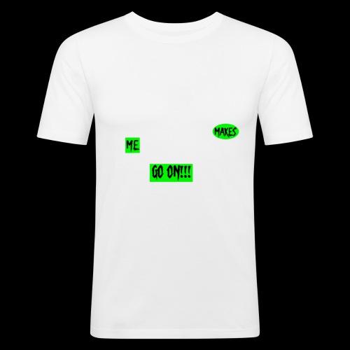 CRITICA 2 - Camiseta ajustada hombre