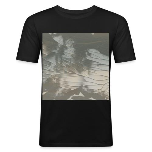 tie dye - Men's Slim Fit T-Shirt