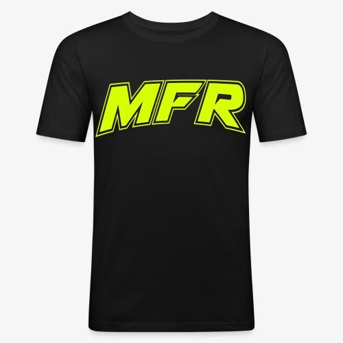 CLASSIC MFR SHIRT | NEON YELLOW - Männer Slim Fit T-Shirt
