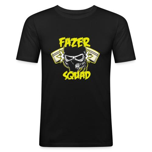 fazersquad gif - T-shirt près du corps Homme
