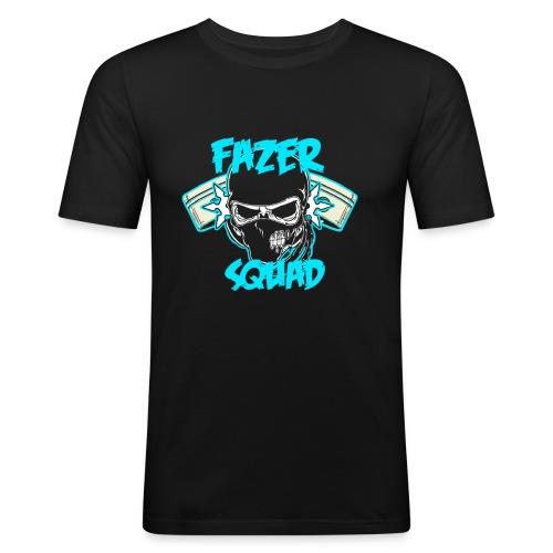 fazersquad4 gif - T-shirt près du corps Homme