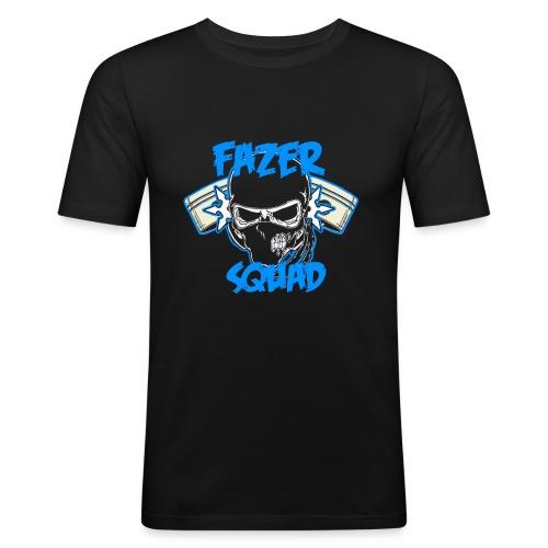 fazersquad5 gif - T-shirt près du corps Homme