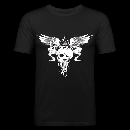 Geek'n'Roll - T-shirt près du corps Homme
