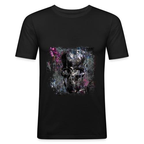 DARK PIVOINE - T-shirt près du corps Homme
