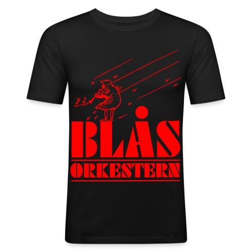 BlåsorkesternV - Slim Fit T-shirt herr