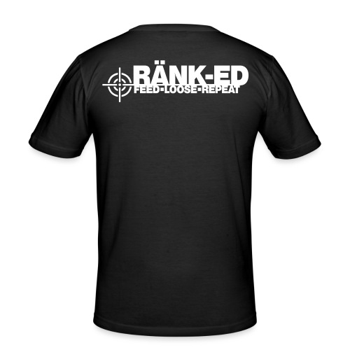Ränk-ed - Men's Slim Fit T-Shirt