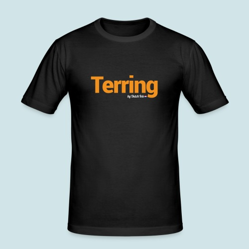 Terring png - Mannen slim fit T-shirt