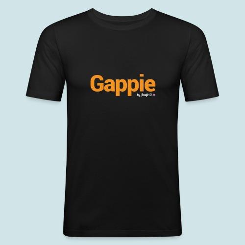 Gappie png - Mannen slim fit T-shirt