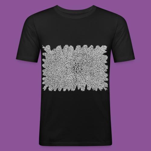 Augenbakterien 6 - Männer Slim Fit T-Shirt