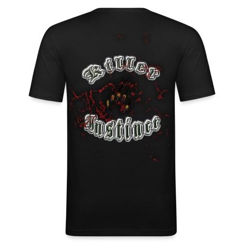 Killer Instinct - Männer Slim Fit T-Shirt