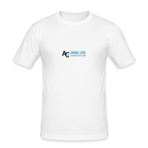 Sædding_Dyreklinik_ by Lattapon - Herre Slim Fit T-Shirt