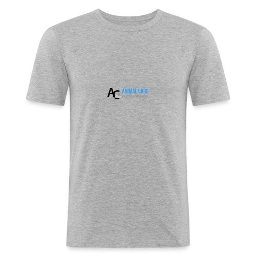 Sædding_Dyreklinik_ by Lattapon - Herre Slim Fit T-Shirt
