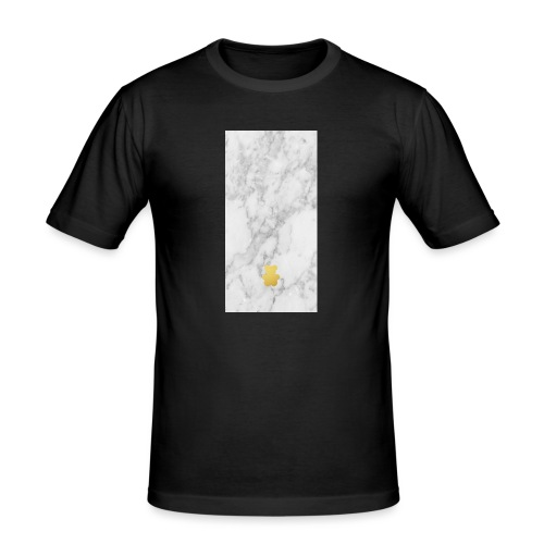 Marble - Men's Slim Fit T-Shirt