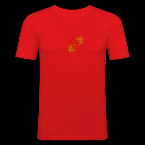 RRGOUD! - Mannen slim fit T-shirt