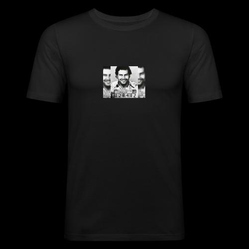 Pablo Escobar - T-shirt près du corps Homme