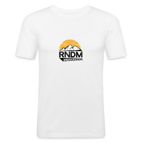 RndmULTRArunners T-shirt - Men's Slim Fit T-Shirt