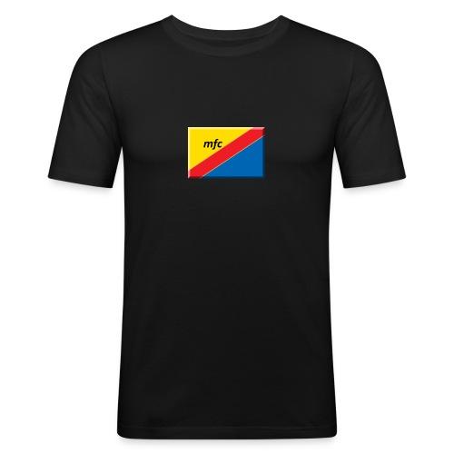 Mambo fc - Maglietta aderente da uomo