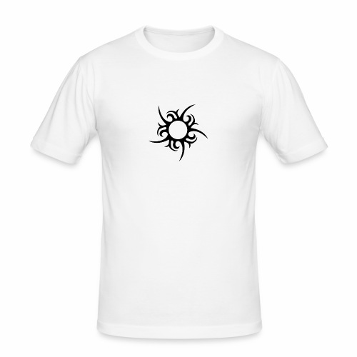 tribal sun - Men's Slim Fit T-Shirt