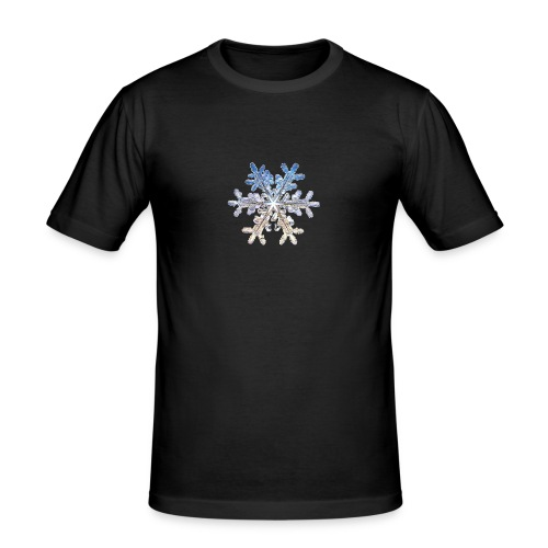 FrozenIce BUNNY! I LOVE NANNANANANNA - Mannen slim fit T-shirt