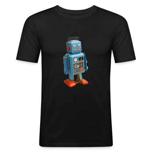 T-Shirt ROBOT - Maglietta aderente da uomo