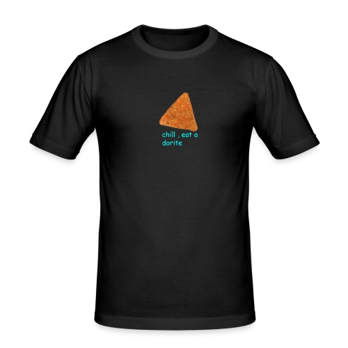 eat a dorite merch - Men's Slim Fit T-Shirt
