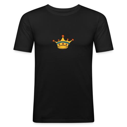 Crowns Jewels Kronen Juwelen Kings Queens Princess - Männer Slim Fit T-Shirt