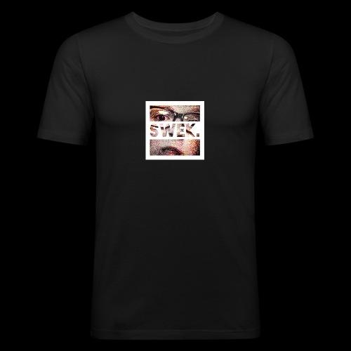 JK.1307 PERSOONLIJKE SPULLEN - Mannen slim fit T-shirt
