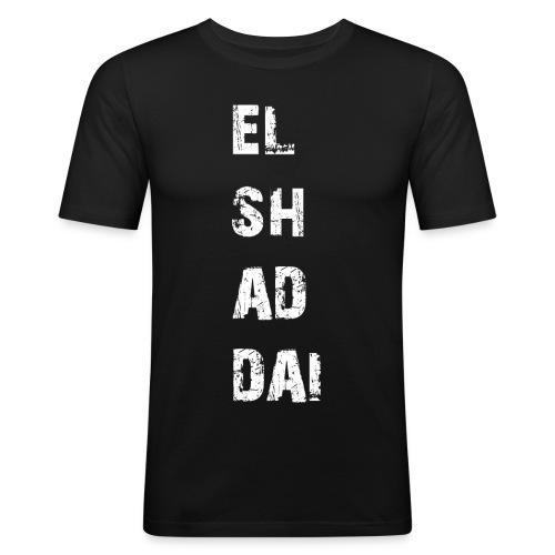 EL SH AD DAI 2 - Männer Slim Fit T-Shirt