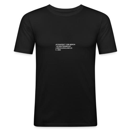 jxywinter - Men's Slim Fit T-Shirt