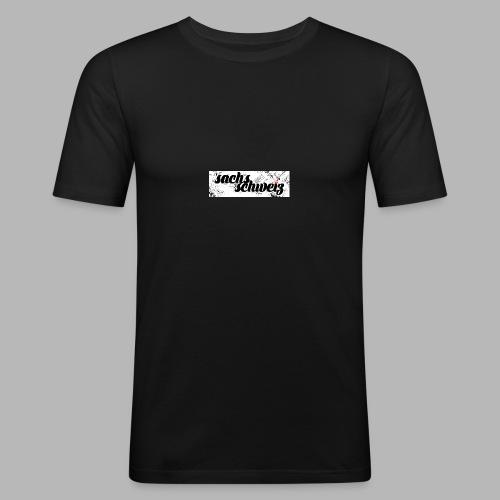 Sachs Schweiz - Männer Slim Fit T-Shirt