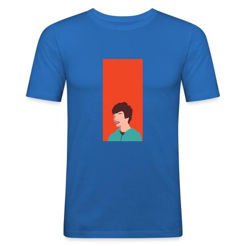 Aron Deksel v.2 Galaxy S6 - Slim Fit T-skjorte for menn