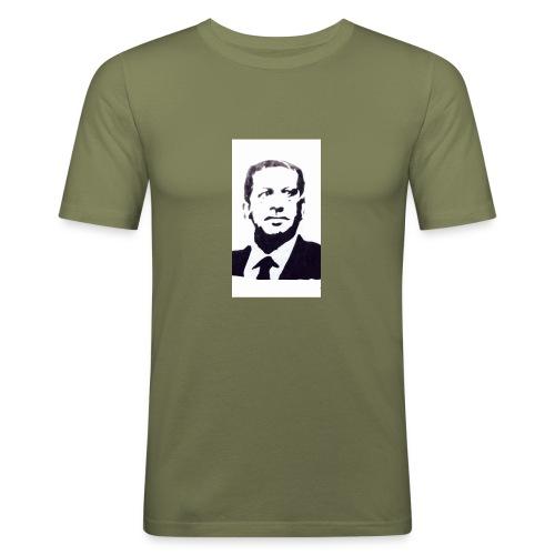 IMG 4873 - T-shirt près du corps Homme