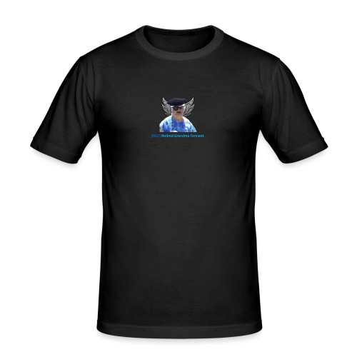 World of tanks- RGT (Retired Grandma Torment) gear - Men's Slim Fit T-Shirt