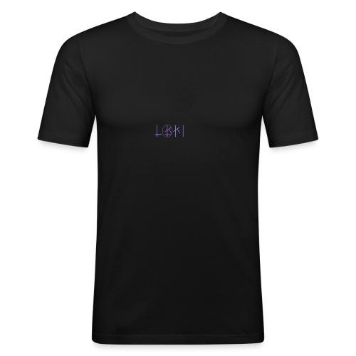 LoKi - Classic - T-shirt près du corps Homme