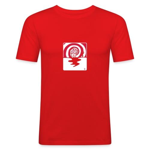 padohalu - Mannen slim fit T-shirt