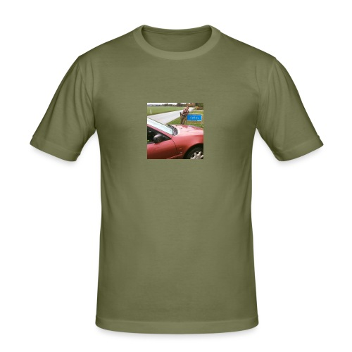 14681688 10209786678236466 6728765749631121648 n - Herre Slim Fit T-Shirt