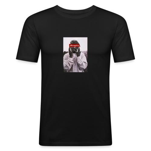 Struggles - Mannen slim fit T-shirt