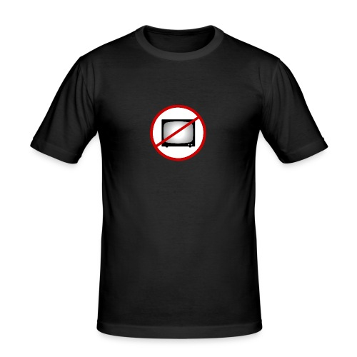 notv - Men's Slim Fit T-Shirt