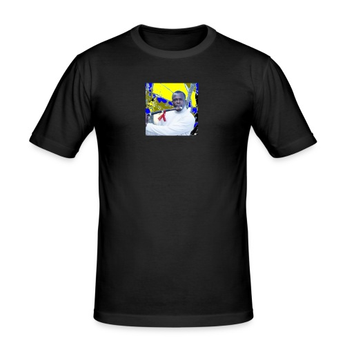 Shaka saxo - T-shirt près du corps Homme
