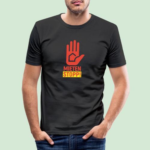 MSTOPP 72RGB - Männer Slim Fit T-Shirt