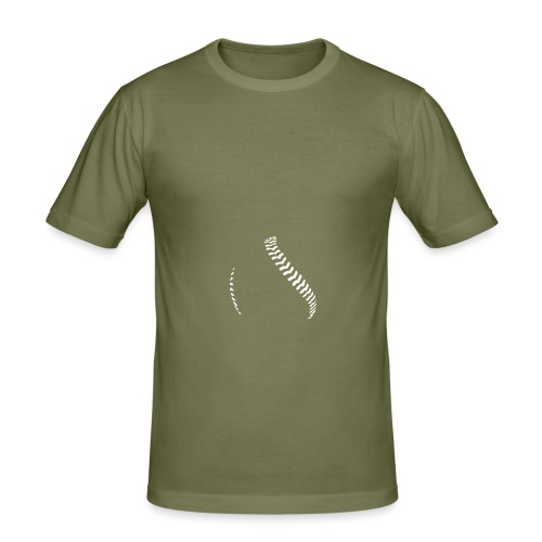 Baseball - Men's Slim Fit T-Shirt