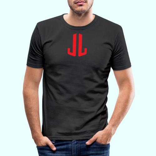 BodyTrainer JL - Miesten tyköistuva t-paita