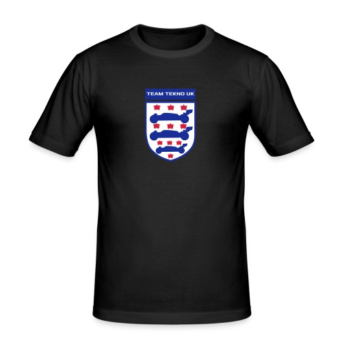 Team Tekno football - Men's Slim Fit T-Shirt
