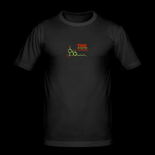 THC-Chemical - Männer Slim Fit T-Shirt